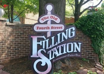 Winston Salem american cuisine The Old Fourth Street Filling Station