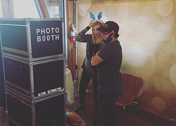 Portland photo booth company The Oregon Photo Booth Rental CO