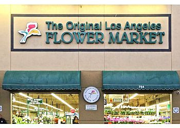 Los Angeles florist The Original Los Angeles Flower Market