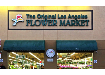Los Angeles florist The Original Los Angeles Flower Market