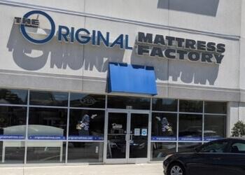 Norfolk mattress store The Original Mattress Factory