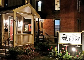 Rochester american cuisine The Owl House
