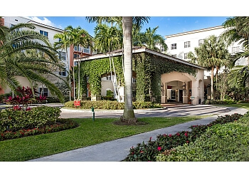 Miami assisted living facility The Palace suites senior living