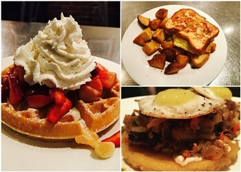 Boston american cuisine The Paramount