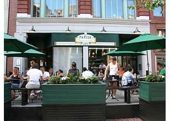 Boston cafe The Parish Cafe