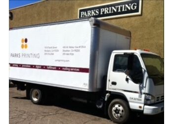 Modesto printing service The Parks Group