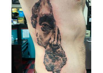 Eugene tattoo shop The Parlour Tattoo