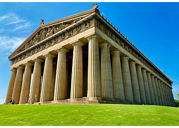 Nashville landmark The Parthenon