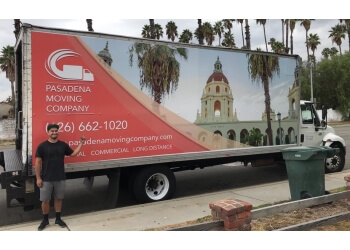 Pasadena moving company The Pasadena Moving Company