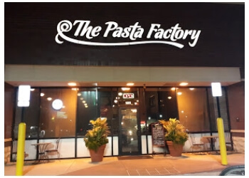 Columbia italian restaurant The Pasta Factory