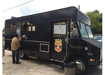 Orlando food truck The Pastrami Project