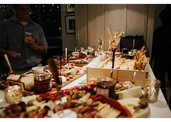 Jacksonville caterer The Perfect Pear Catering Co.