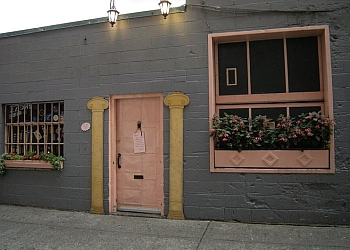 Seattle italian restaurant The Pink Door