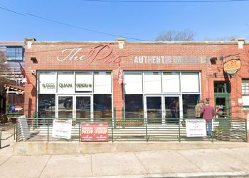 Raleigh barbecue restaurant The Pit Authentic Barbecue