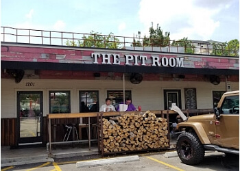 Houston barbecue restaurant The Pit Room