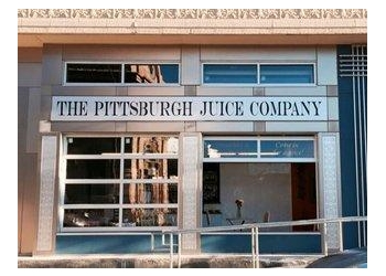 Pittsburgh juice bar The Pittsburgh Juice Company