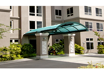 Honolulu assisted living facility The Plaza Assisted Living