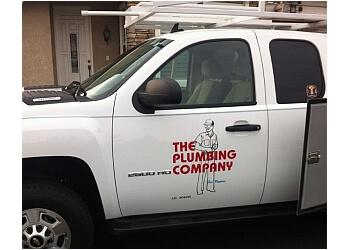Visalia plumber The Plumbing Company
