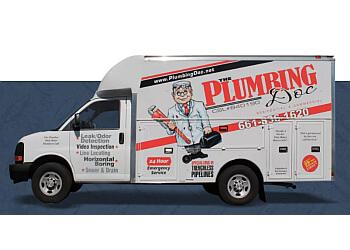 Bakersfield plumber The Plumbing Doc