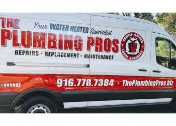 Roseville plumber The Plumbing Pros