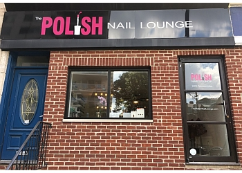 Philadelphia nail salon The Polish Nail Lounge