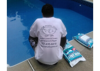 Chesapeake pool service The Pool Guy of VA.