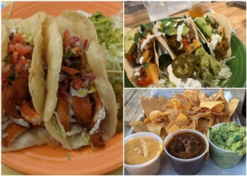 Winston Salem mexican restaurant The Porch Kitchen and Cantina