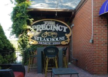 Cincinnati steak house The Precinct