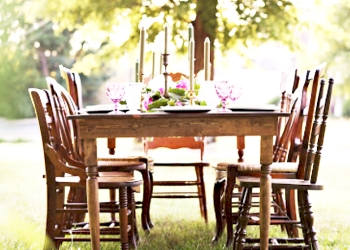 Greensboro event rental company The Prettiest Pieces