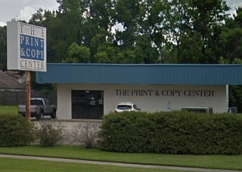 Baton Rouge printing service The Print & Copy Center