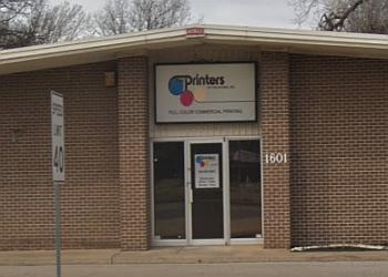Oklahoma City printing service The Printers of Oklahoma, LLC.