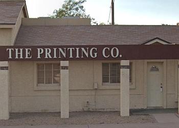 Scottsdale printing service The Printing Company