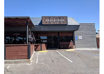 Oceanside pizza place The Privateer Coal Fire Pizza