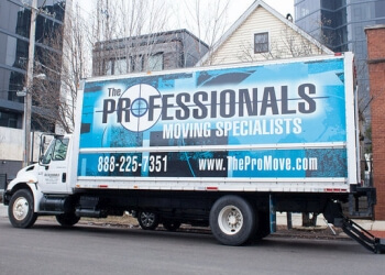 Chicago moving company The Professionals Moving Specialists