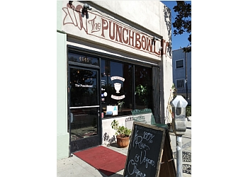Los Angeles juice bar The Punchbowl