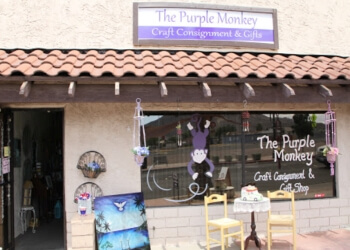 Henderson gift shop The Purple Monkey LLC