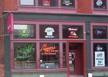 Kansas City sports bar The Quaff bar & grill