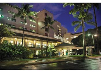 Honolulu occupational therapist The Queen's Medical Center