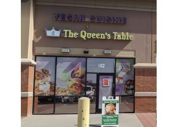 El Paso vegetarian restaurant The Queen's Table