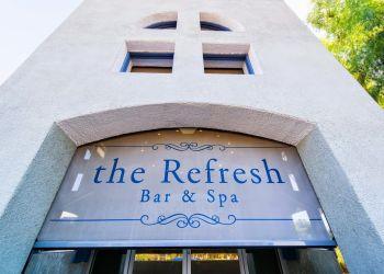 Rancho Cucamonga spa The Refresh Bar and Spa