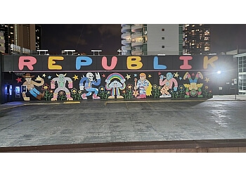 Honolulu night club The Republik