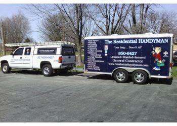 Indianapolis handyman The Residential Handyman