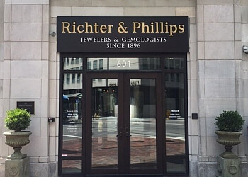 Cincinnati jewelry The Richter & Phillips Co.
