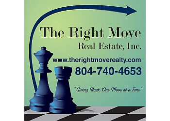 Richmond real estate agent The Right Move Real Estate Inc.