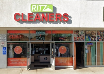 Anaheim dry cleaner The Ritz Cleaners