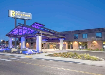 Boise City hotel The Riverside Hotel