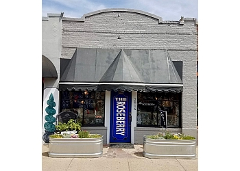 Amarillo gift shop The Roseberry