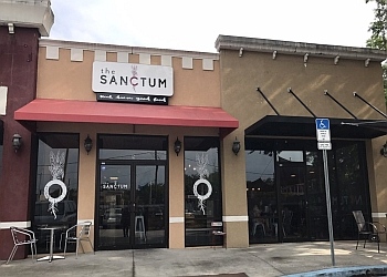 Orlando vegetarian restaurant The Sanctum