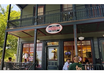 Sacramento sandwich shop The Sandwich Spot