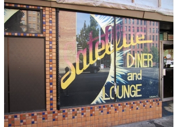 Spokane american restaurant The Satellite Diner & Lounge